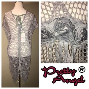 Pretty Angel Other - Pretty Angel 😇 Crochet Cardigan